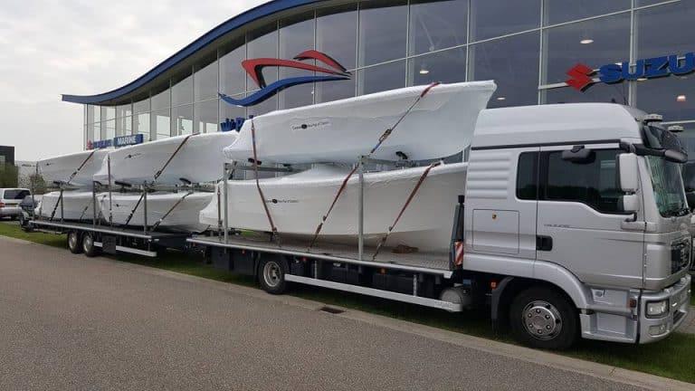 nog meer nieuwe boten