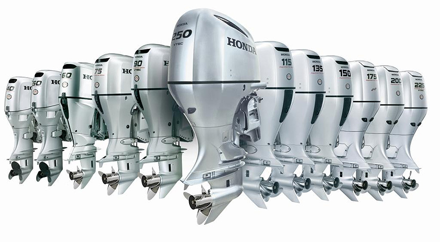 Honda outboards